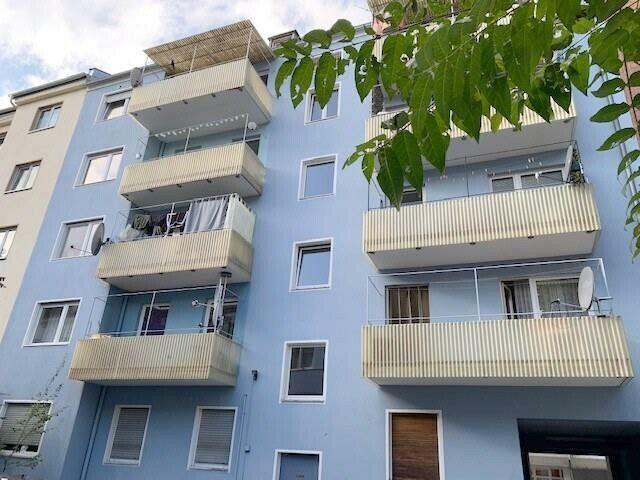 Ihre neue Kapitalanlage - vermietete 3-Zimmer-Wohnung vor den Toren der Innenstadt Nürnberg Südstadt