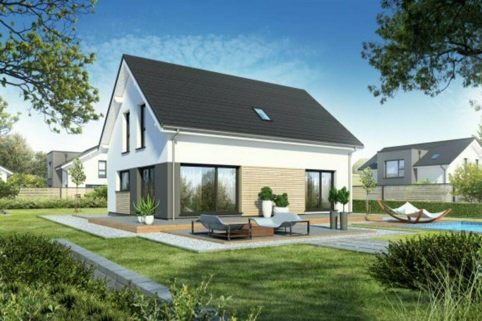 Zukunft - Ihr Traumhaus-bezugsfertig - Einfamilienhaus Mützenich bei Prüm