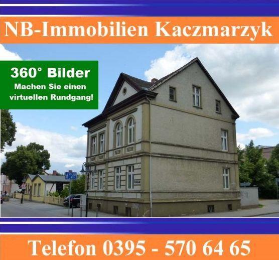 Wohn- und Geschäftshaus in Neubrandenburg - Zentrumsnah Bergen auf Rügen