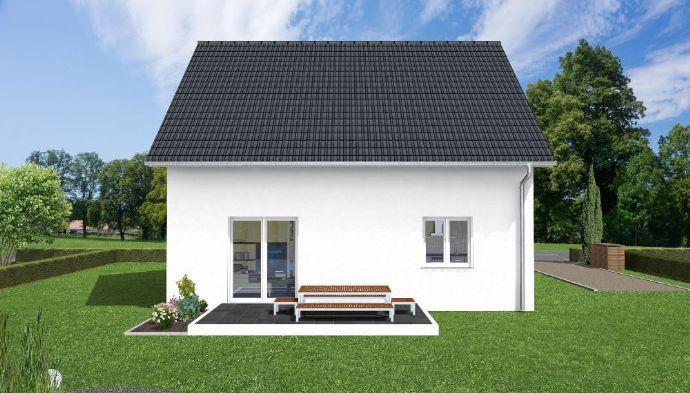 kleines Einfamilienhaus nah an der Metropole Berlin Bergen auf Rügen