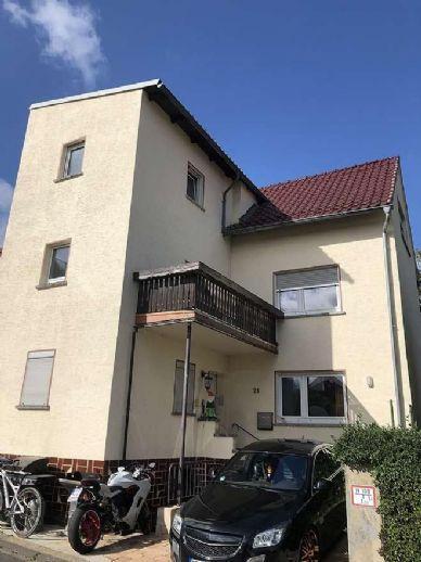 Burghaun, EFH Bergen auf Rügen