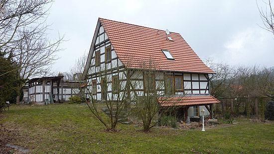 Fachwerkhaus im Neuen Stil! Bergen auf Rügen