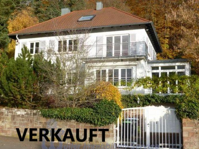 Repräsentatives Villenanwesen in Toplage von Homburg Bergen auf Rügen