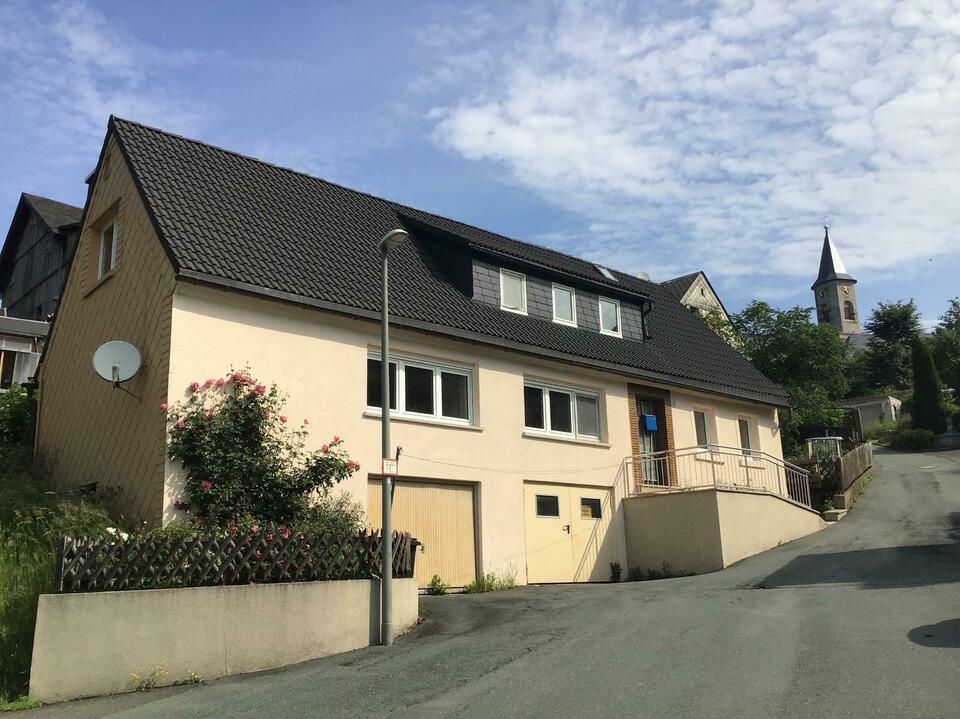 Einfamilienhaus in Bernstein Schwarzenbach am Wald