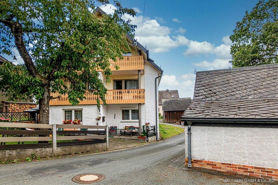 Das Haus für die Großfamilie Schwarzenbach am Wald