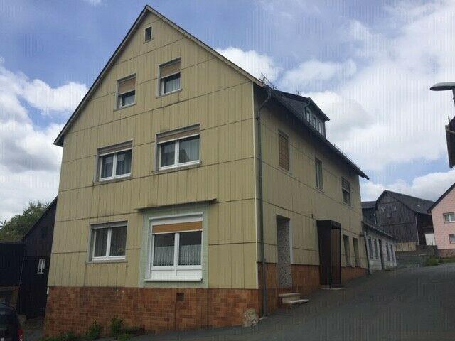 Ein-/Zweifamilienhaus in Schwarzenbach a.Wald Schwarzenbach am Wald