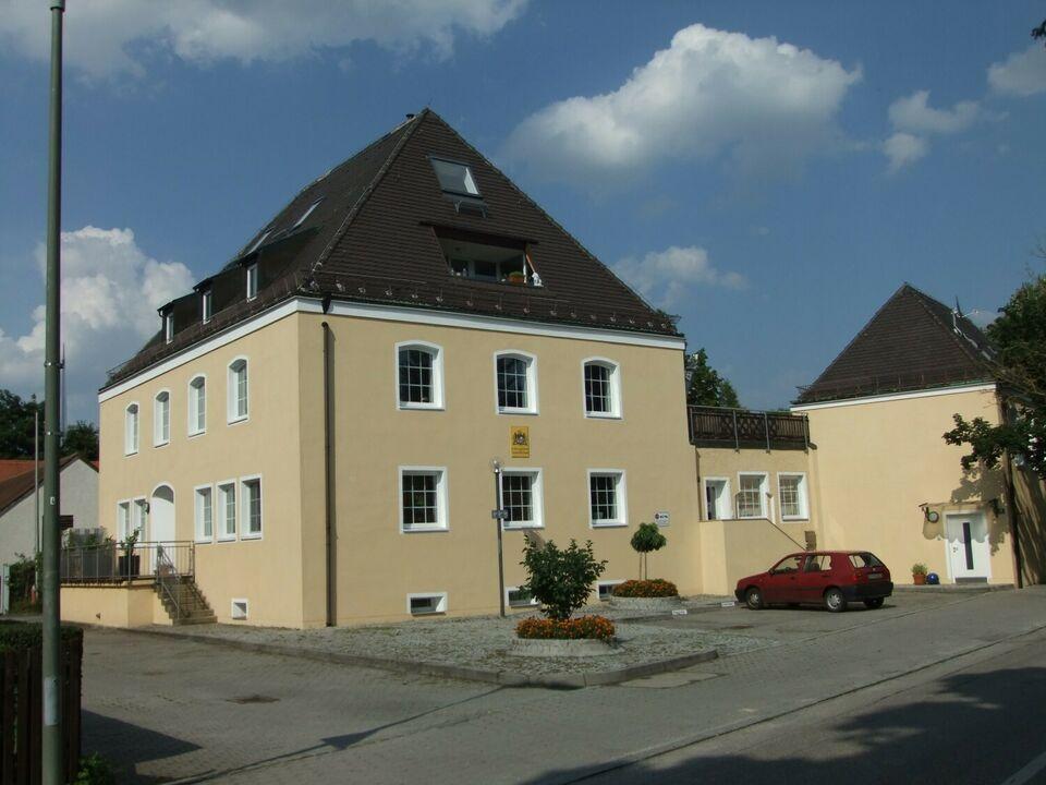 Großes Potenzial 2700 m2 WFL möglich! Bestand + Genehmigung 18WE oder Studentwohnheim mit ca. 60WE Oberschleißheim