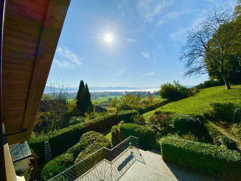 Villa mit See- und Bergblick in Lindau am Hoyerberg Lindau (Bodensee)
