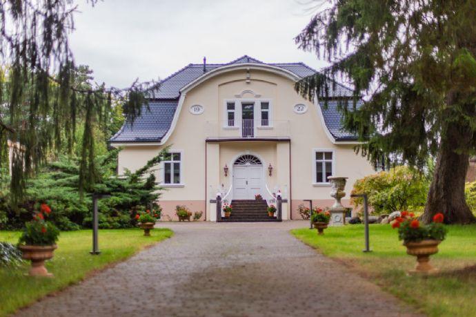 Jugendstil-Villa mit unverbaubarem Müritz-Blick Bergen auf Rügen
