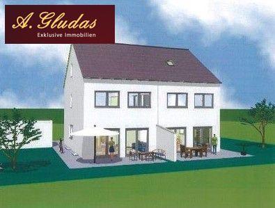 Moderner Doppelhaushälften mit hochwertiger Ausstattung (KFW 55) in Top Lage! Provisionsfrei!!! Bergen auf Rügen