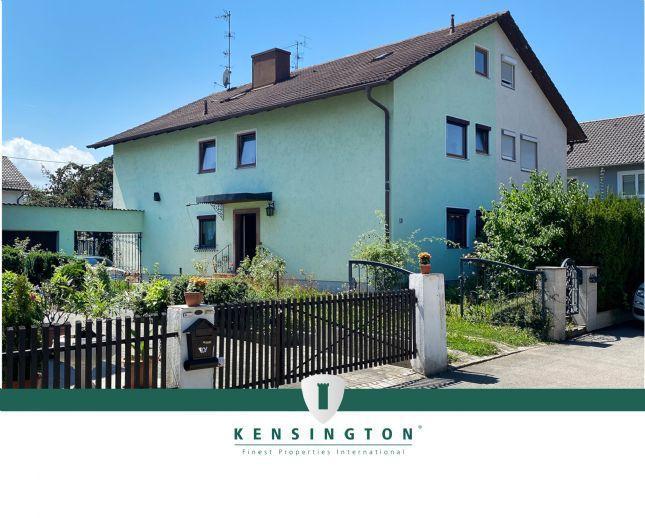Renovierungsbedürftige Doppelhaushälfte in absolut ruhiger Lage Bergen auf Rügen