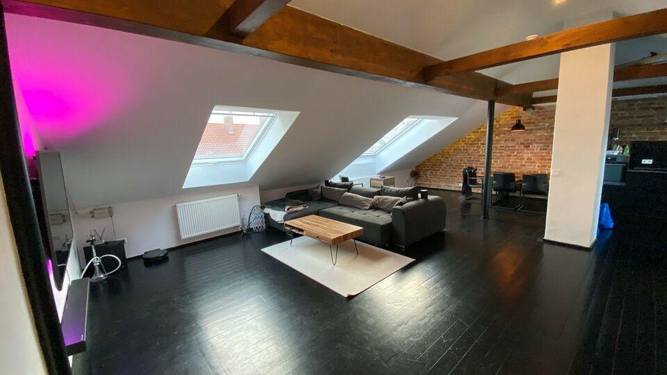 Loft - 3-Zimmer - gute Lage - ohne Provision Südstadt