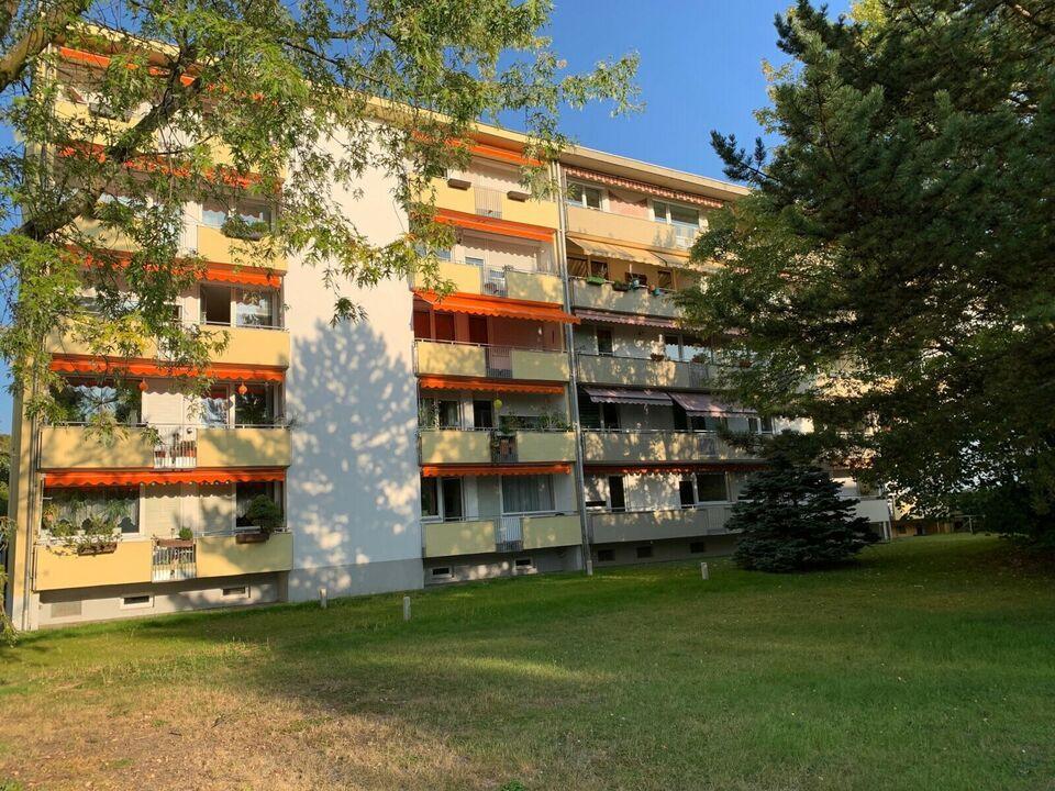 Handwerker aufgepasst! 4-Zimmer-Eigentumswohnung mit Renovierungsbedarf in Nürnberg-Gleißhammer Südstadt