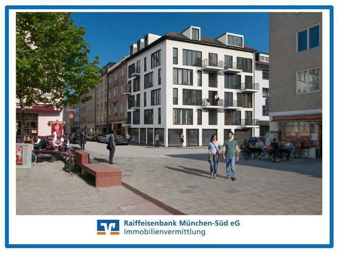 erlesene Dachterrassenwohnung mitten in München Kirchheim bei München