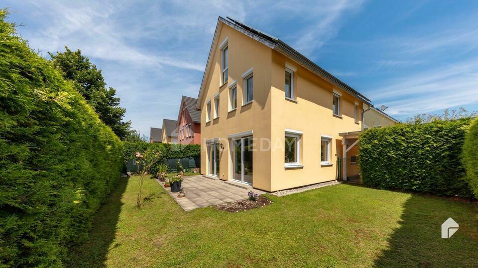 Hier können Kinder schön aufwachsen: Geräumiges EFH mit großem Garten in toller Lage Lindau (Bodensee)
