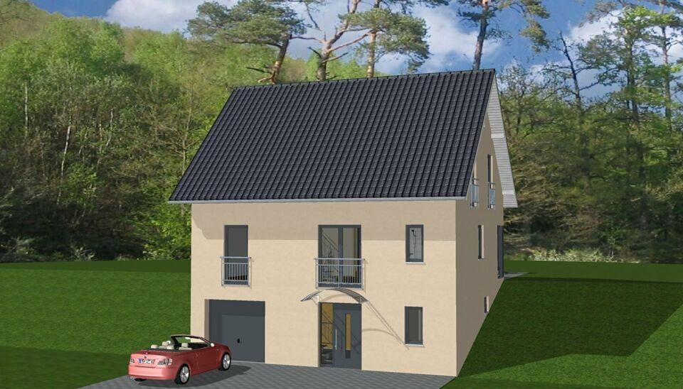 66424 Homurg-Kirrbg Einfamilienhaus mit Keller und Grundstück!!! Mützenich bei Prüm