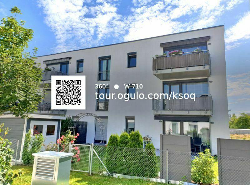 Großzügige 4-Zimmer-Wohnung mit sonnigem Westbalkon im beliebten Karlsfeld! Karlsfeld