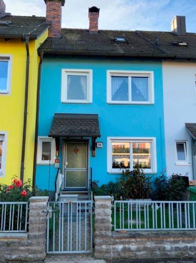 Gepflegtes Reihenhaus mit toller Raumaufteilung in bevorzugter Lage von Gunzenhausen Gunzenhausen