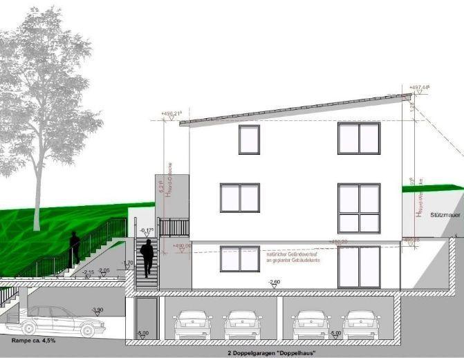 Nicht alltäglich- exklusive Doppelhaushälfte - Neubau - Bodenbeläge aussuchen und einziehen Bergen auf Rügen