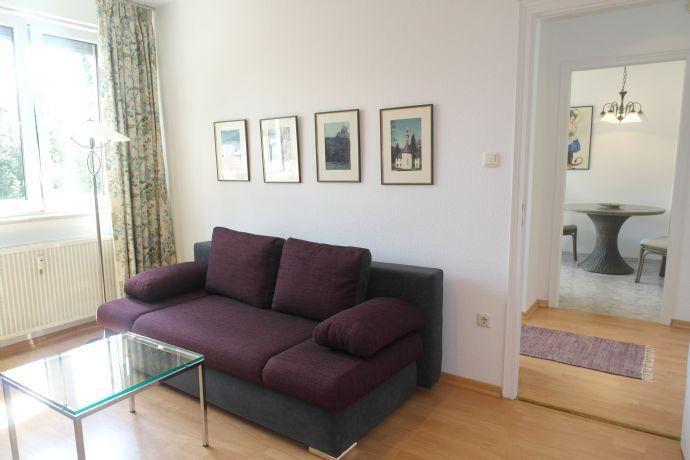 Maxvorstadt: 1-Zimmer-Wohnung mit Wohnküche möbliert, lukrative KA oder Selbsbezug Kirchheim bei München