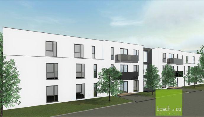 Freundliche 4-Zimmer-Wohnung im Erdgeschoss - Südstadt wohnen Gunzenhausen