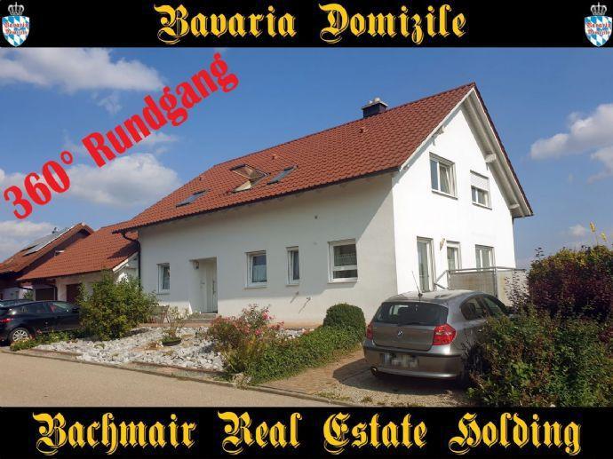 ***BAVARIA DOMIZILE: TRAUMHAFT NEUWERTIGES ZWEIFAMILIENHAUS MIT TOLLEM GARTEN BEI VELDEN!!*** Bergen auf Rügen