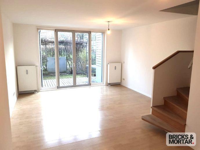+++WOHNEN WIE IM HAUS+++ 3 Zimmer Maisonette Wohnung in Feldmoching- Hasenbergl mit Gartenanteil! Kirchheim bei München