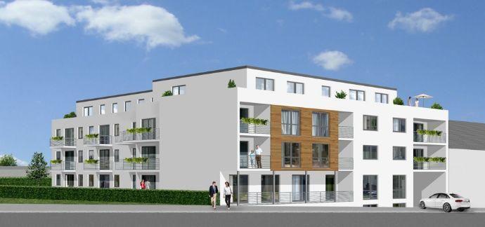 """Prüm, """"Wohnpark am Tiergarten"""", 2-Zimmer-Wohnung im 2. Obergeschoss mit Balkon Mützenich bei Prüm"""