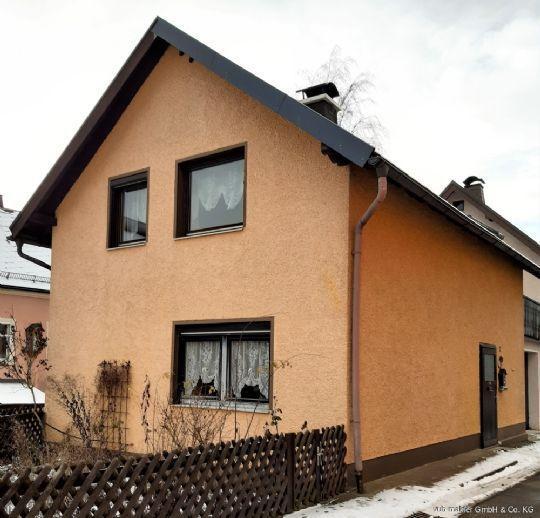 Renovierungsbedürftiges Haus bei Helmbrechts Helmbrechts