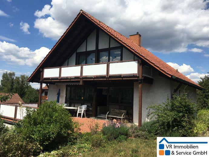 Einfamilienwohnhaus mit Einliegerwohnung in Salz Bergen auf Rügen