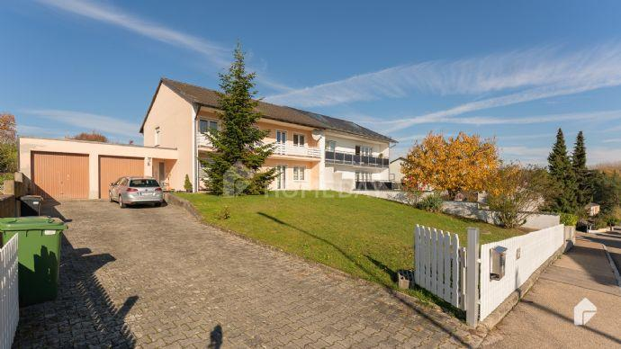 Gepflegtes Zweifamilienhaus mit Südterrasse und Balkon in Reichtertshofen Bergen auf Rügen