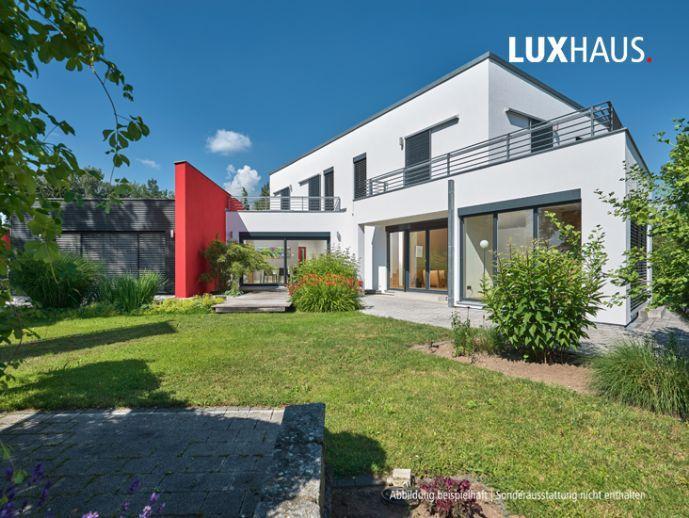 LUXHAUS - Kubus - chic, ökologisch und individuell ..... Gunzenhausen
