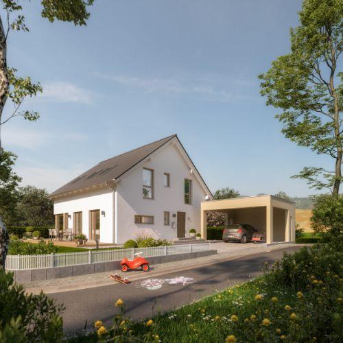 Hier bleiben keine Wünsche offen! Rund 170m² Plusenergiehaus für eine sichere Zukunft Bergen auf Rügen