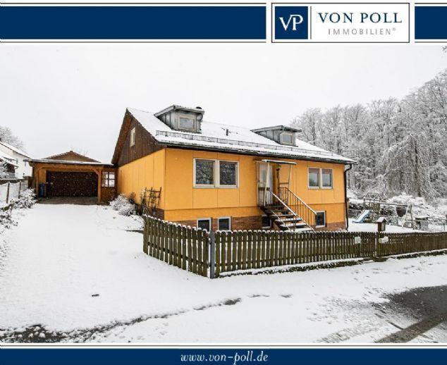 Immobilie in sehr ruhiger Lage mit Doppelgarage Bergen auf Rügen
