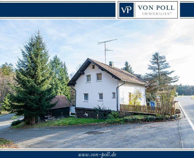 Renoviertes Einfamilienhaus mit Blick in die Natur Bergen auf Rügen