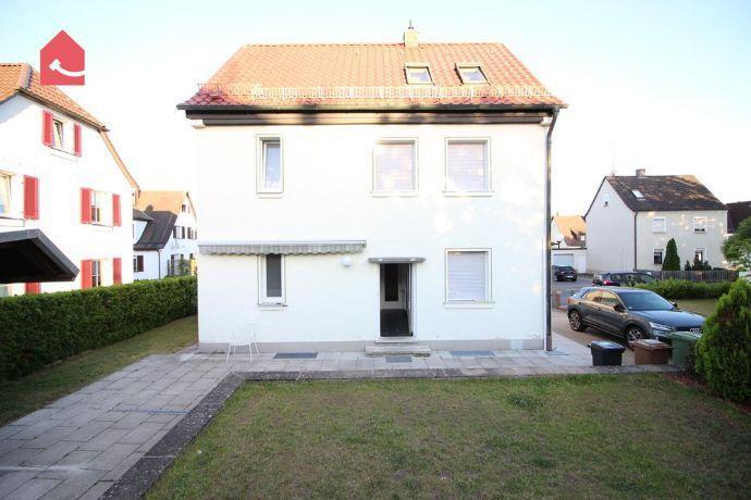 Mehrgenerationenhaus in Heroldsberg - 2 Küchen & 2 Badezimmer - Kernsaniert- Bergen auf Rügen