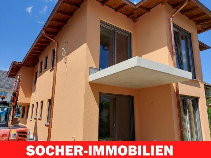 Im Alleinauftrag: Neubau Zweifamilienhaus in Gilching, in guter Wohnlage, Ziegel-Massivhaus, Solar. 10 Zimmer, 4 Bäder. Bald fertig. Bergen auf Rügen