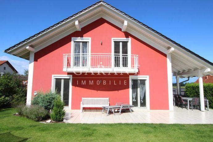 Attraktives, freistehendes Einfamilienhaus mit Sonnenterrasse, Nähe Straubing zu verkaufen Bergen auf Rügen
