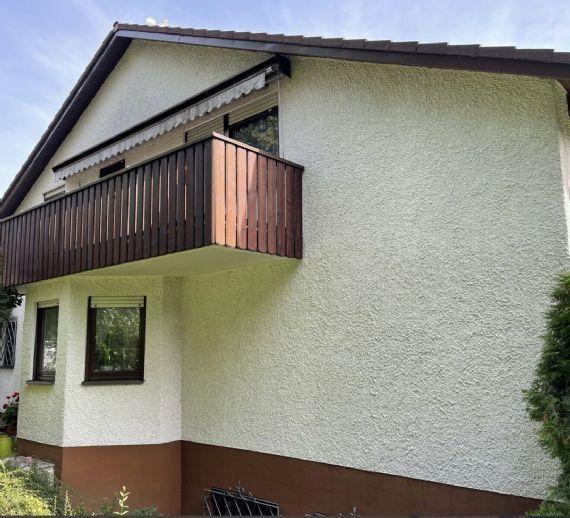 Doppelhaushälfte mit Garten, Terrasse , Balkon und Garage zu verkaufen! Bergen auf Rügen
