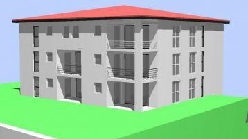 **Neubau** 3,5-Zimmer-Etagen-Wohnung Nr.8 mit Balkon in Abtsgmünd - provisionsfrei
