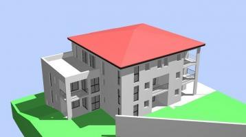 **Neubau** 4,5-Zimmer-Etagen-Wohnung Nr.7 mit Dachterrasse in Abtsgmünd - provisionsfrei