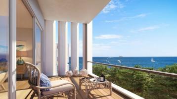 2 Zimmer Deluxe Apartment mit Ostseeblick nur 50 Meter vom Strand