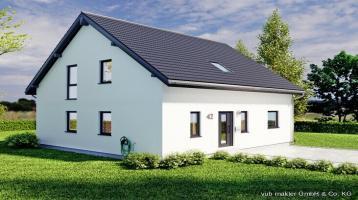 Einzugsfertig neu bauen - Bodenplatte und Grundstück inklusive!