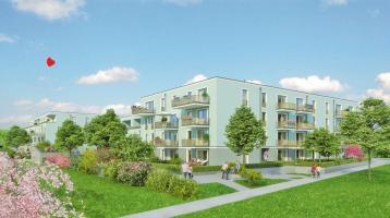 »Moosaria« - barrierefreie 3-Zimmer-Whg mit Dachterrasse - Neubau