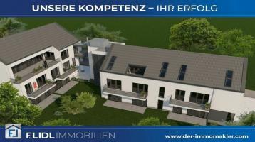 W9 Exclusive Wohnung im Zentrum von Bad Griesbach - Dachterrassenwohnung