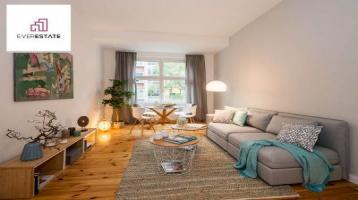 Provisionsfrei & Vermietet: Charmante Anlageimmobilie im Szenequartier