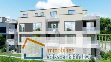 Bitburg: ETW mit begrüntem Innenhof und modernen Terrassen