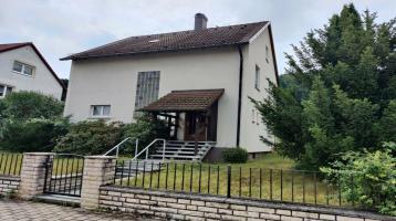 freistehendes Einfamilienhaus in Gunzenhausen am Altmühlsee