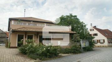 350 m² vielfältig nutzbar als Wohn- und/oder Gewerbeobjekt