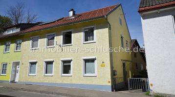 Als Kapitalanlage oder zum Eigenbezug - Preisgünstiges Stadthaus in Isny mit kurzem Wohnrecht